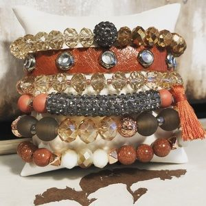 AUTUMN Bracelet Stack❤️